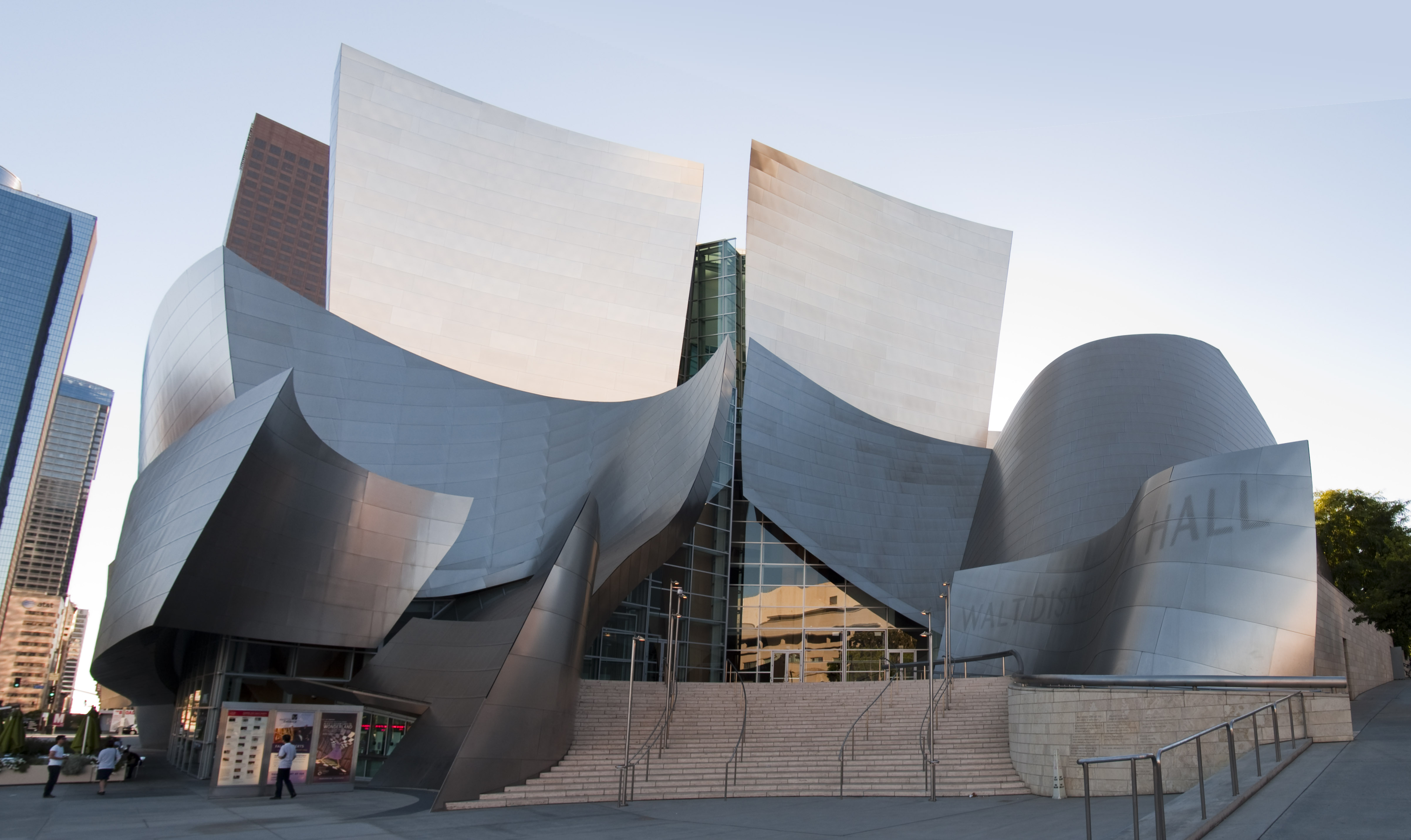 About Walt Disney Concert Hall | LA Phil