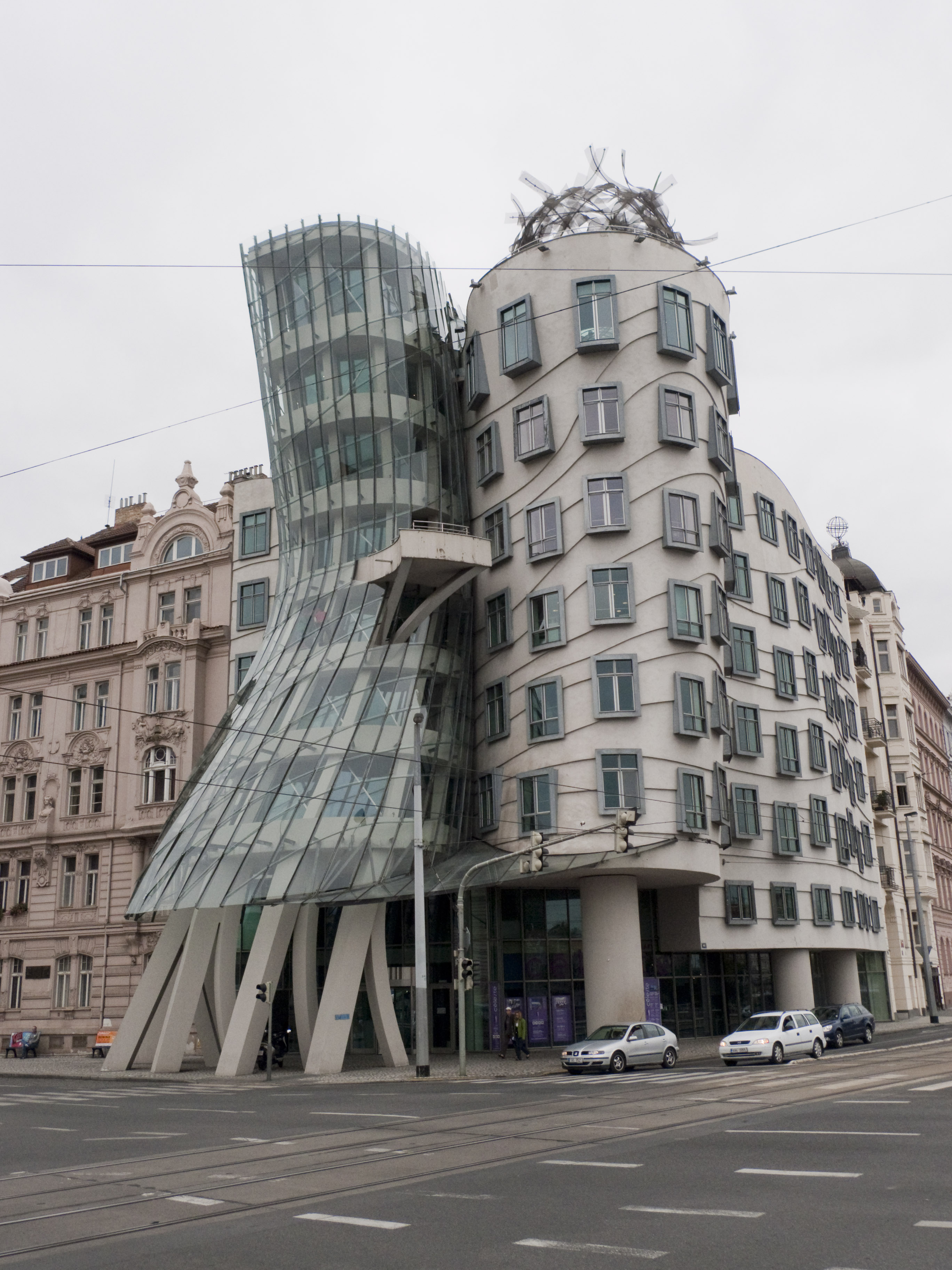 Archikey.com | Buildings | Dancing House