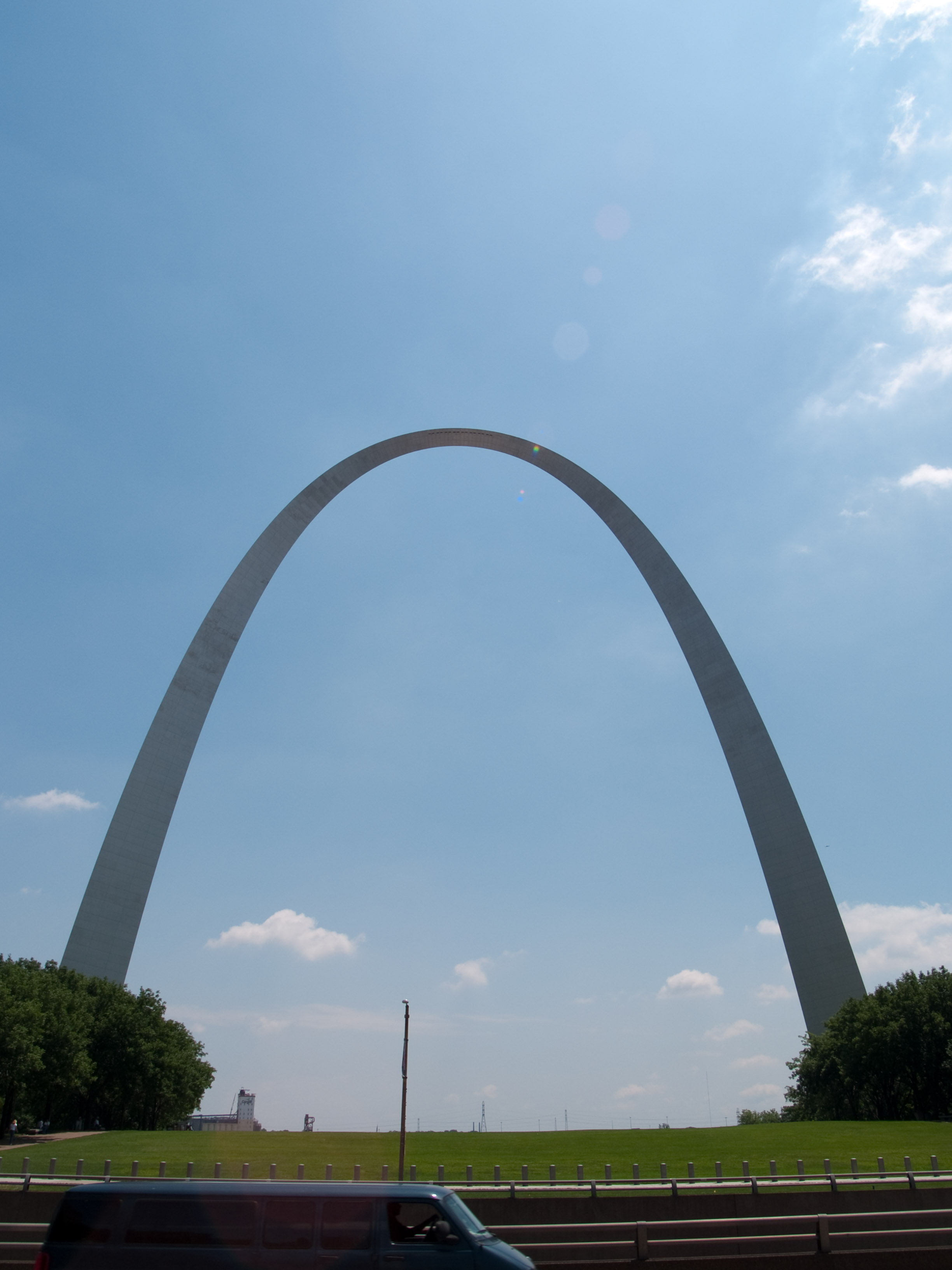 Archikey Com Buildings The Gateway Arch