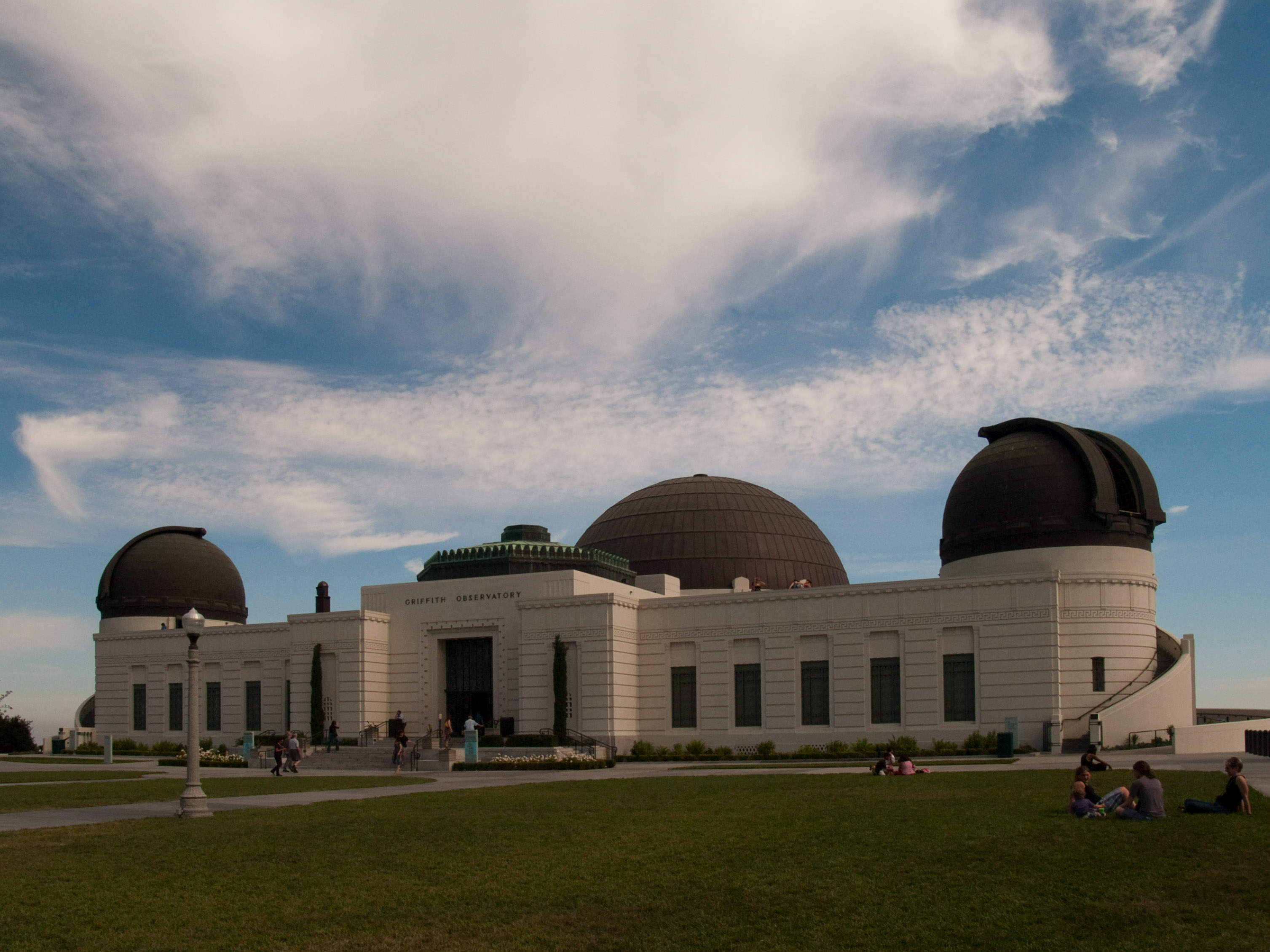 Archikey.com | Buildings | Griffith Observatory