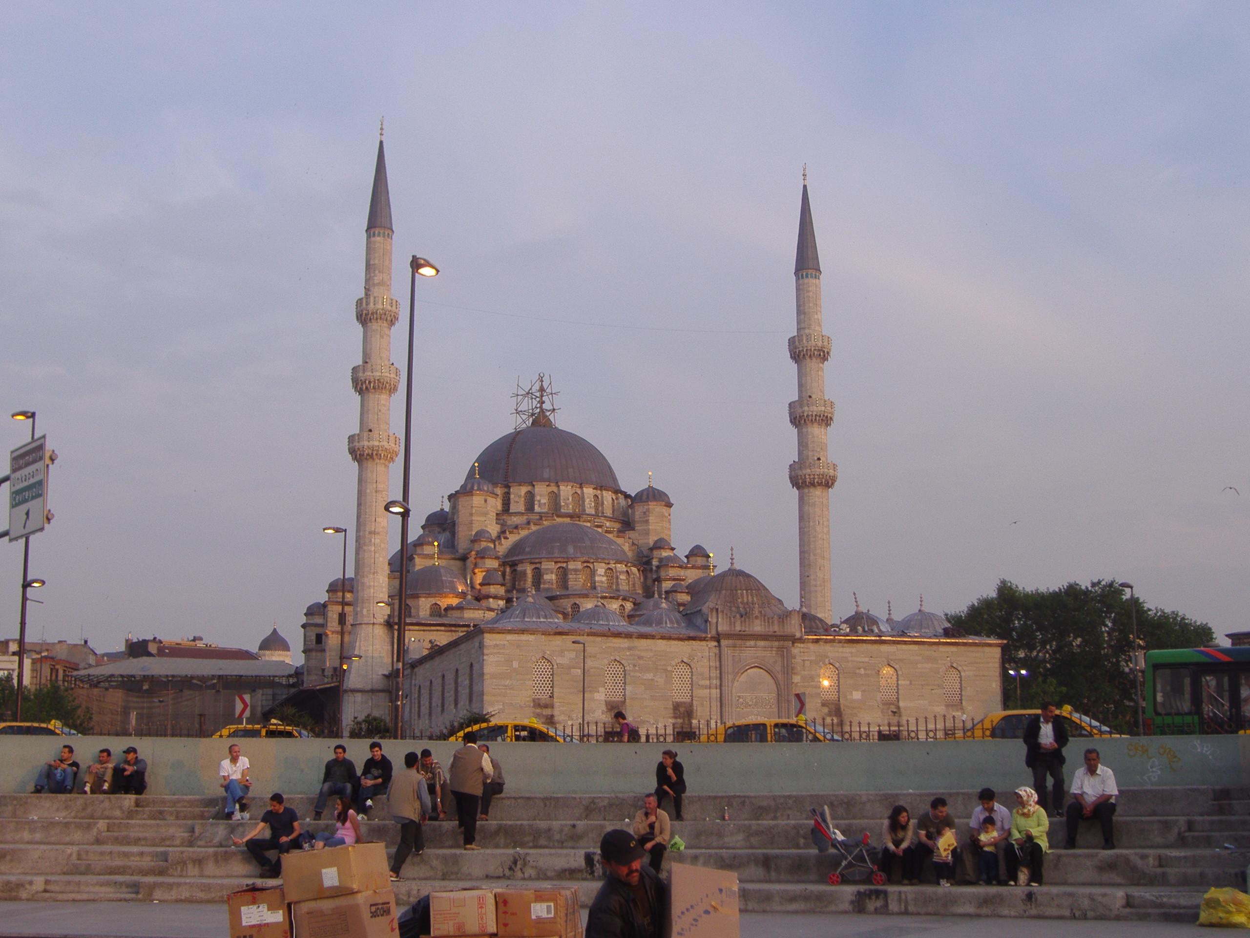 Archikey.com  Buildings  Süleymaniye Mosque